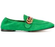 'Vintage' Loafer mit GG-Detail - men - Leder