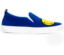 'Smiley' SlipOnSneakers