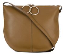 Hobo-Tasche mit Reißverschluss