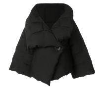 padded cropped jacket
