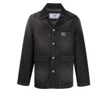 Jeansjacke im Workwear-Look