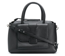 Handtasche aus gekörntem Leder