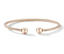 18kt rose  7mm Solari cuff