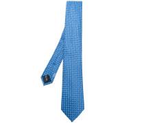 micro Gancio print tie