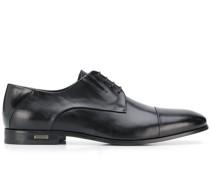 Derby-Schuhe mit Glanzoptik