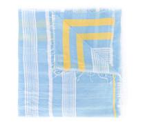 - striped scarf - women - Baumwolle