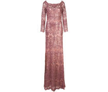 Eve sequin embroidered gown