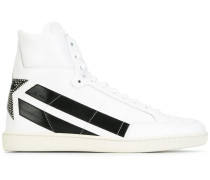 'Signature Court Classic' High-Top-Sneakers