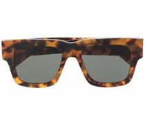 Mega Spotted Havana Sonnenbrille