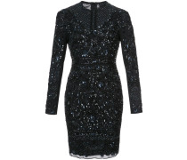 fitted embellished dress