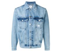 - washed denim jacket - men - Baumwolle - XL
