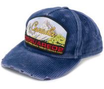 'Canada' Cord-Baseballkappe