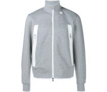 Grey Zip Up Sweatshirt