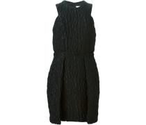 Kleid mit Textur