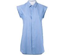 Ärmelloses Hemd - women - Baumwolle - L