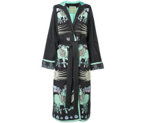 Dayspring Horse embroidered coat
