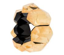 geometric oversized bracelet