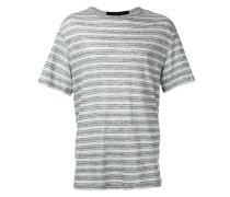 T-Shirt mit Streifen - men - Hanf - M