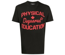 "T-Shirt mit ""Physical Education""-Print"