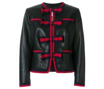 ribbon trim jacket