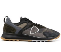 'Royale' Sneakers mit Camouflage-Print