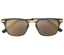 18kt vergoldete 'Union' Sonnenbrille