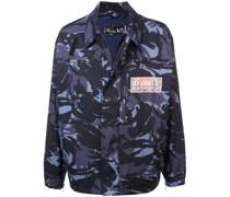 'Rage' Jacke mit Camouflage-Print