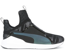 'Training' High-Top-Sneakers