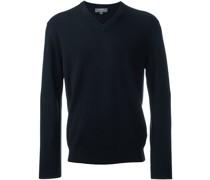 'The Burlington' Pullover mit V-Ausschnitt