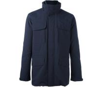 Military-Jacke mit Taschen