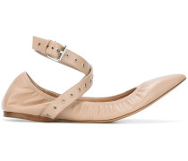 Garavani 'Love Latch' ballerinas