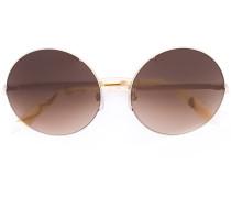 Runde Sonnenbrille mit Farbverlauf - women