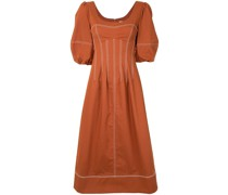 'Lena' Kleid mit Puffärmeln