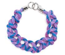 Halskette mit Knotendetail