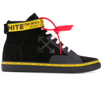 'Vulcanized' High-Top-Sneakers