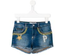'Lollipop' Jeans-Shorts