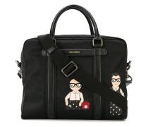 'Mediterraneo' Reisetasche mit DesignerPatch