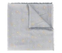 Garavani Schal mit Lurex-Sternen