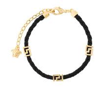 Greca Key woven bracelet