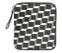 'Canvas Cube' Portemonnaie