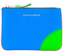 Portemonnaie in Colour-Block-Optik - unisex