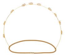 jewelled flower headband