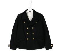 Teen military style coat