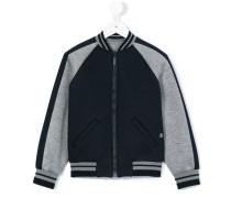 Sweatshirtjacke mit Print - kids - Modal - 12 J.