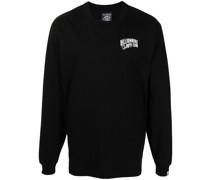 logo-print long-sleeve sweatshirt