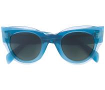 'Marta' Sonnenbrille - women - Acetat - 48