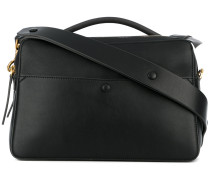 The Stack top handle tote