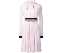 Plissiertes Seidenkleid - women - Seide - 38