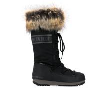 Schneestiefel mit Faux Fur