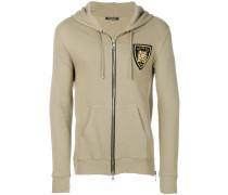 shield zipped jacket